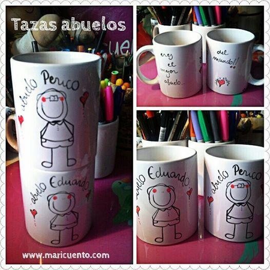 Taza Abuelo/a