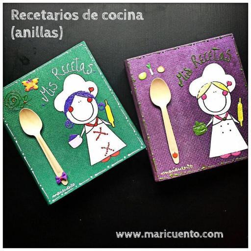 Recetario Cocina [3]