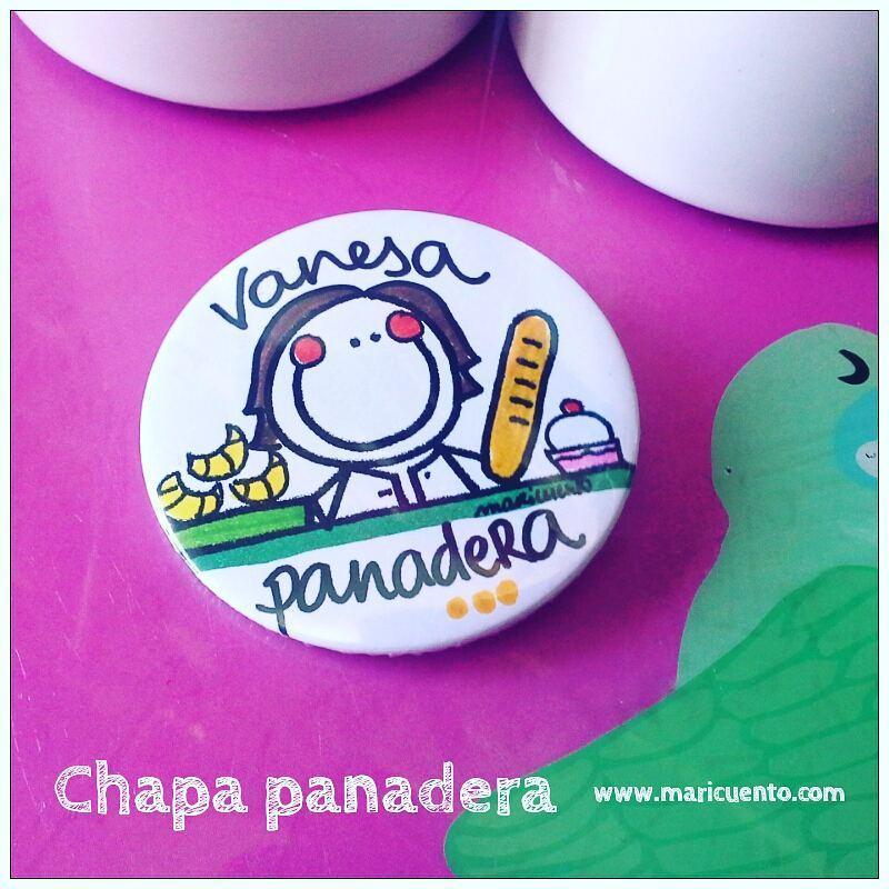 Chapa panadera