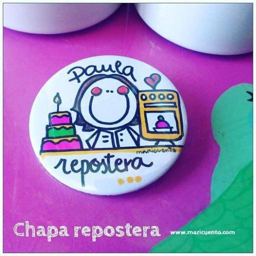 Chapa repostera [1]