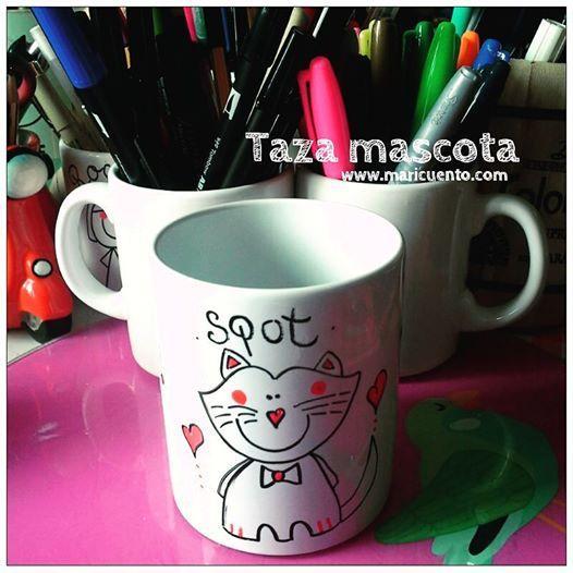 Taza mascota