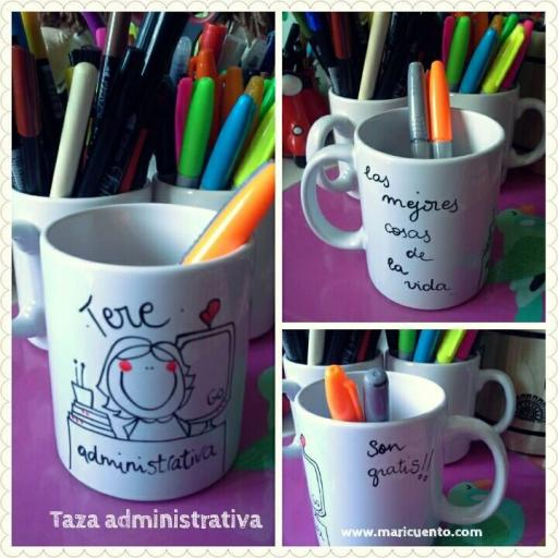 Taza administrativa [1]