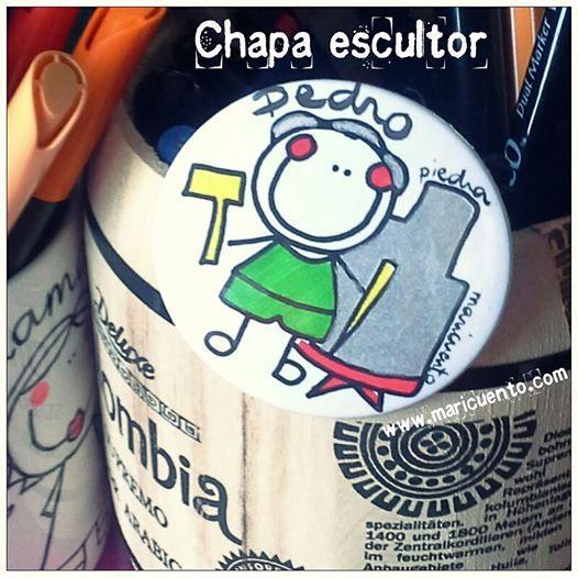 Chapa escultor