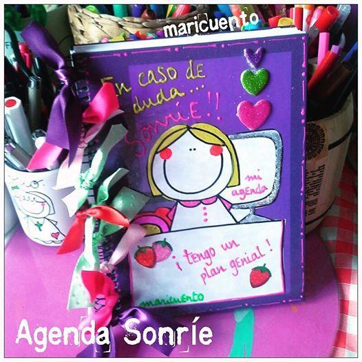 Agenda Sonríe. Talla L