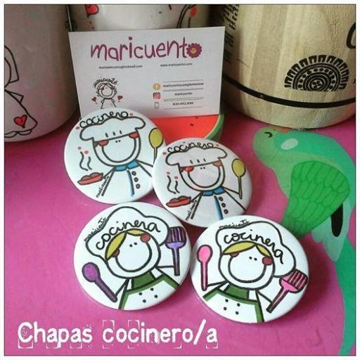 Chapa Cocinera-o [1]