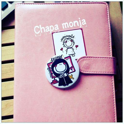 Chapa monja