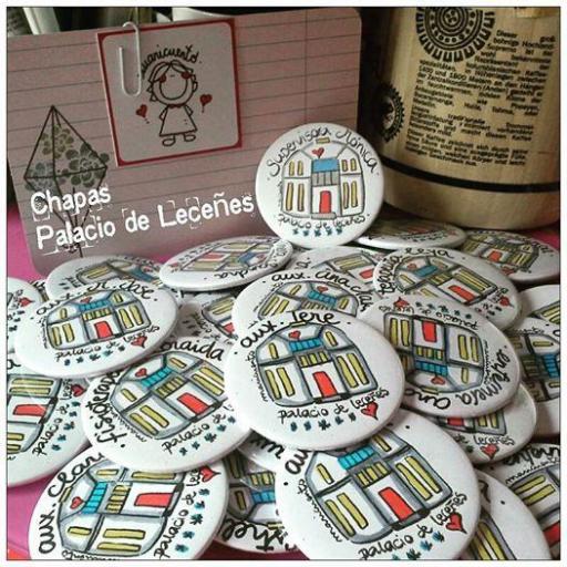 Chapa Palacio de Leceñes