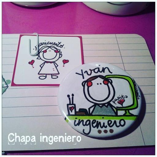 Chapa ingeniero [2]