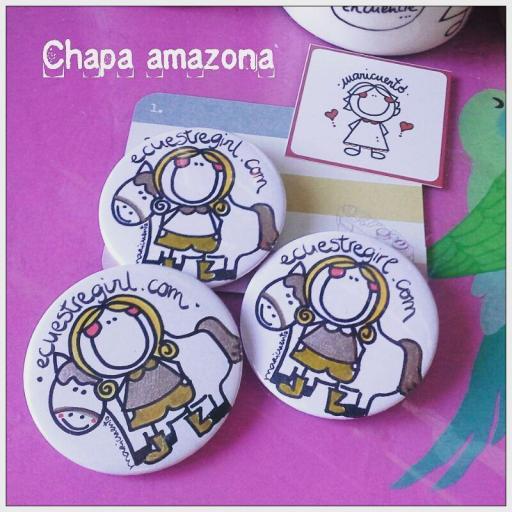 Chapa amazona [0]