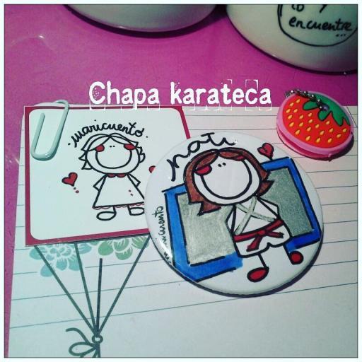 Chapa Karateca [0]