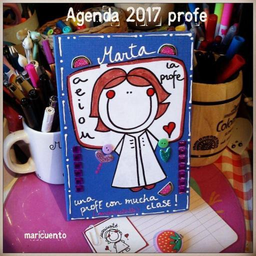 Agenda Profesora. Talla L [1]