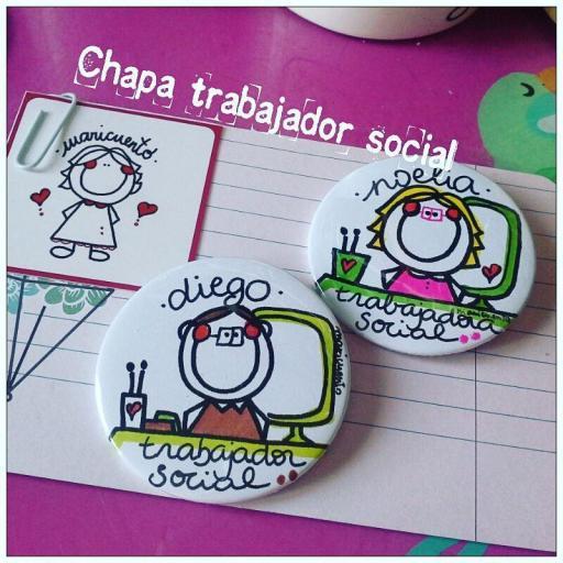 Chapa trabajadora social [1]