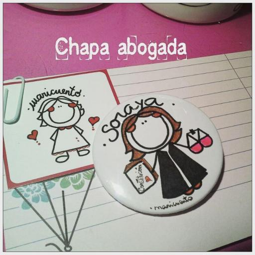Chapa Abogada [2]