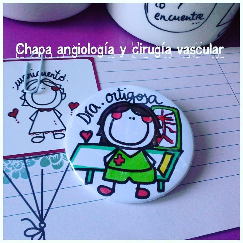 Chapa angiologia y cirugía vascular