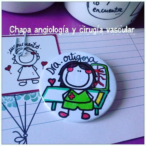 Chapa angiologia y cirugía vascular [0]