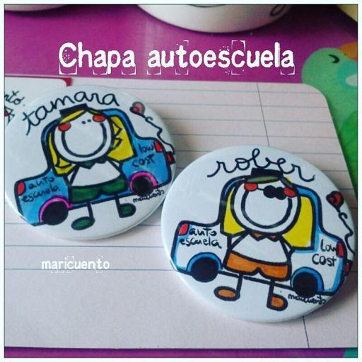 Chapa Autoescuela