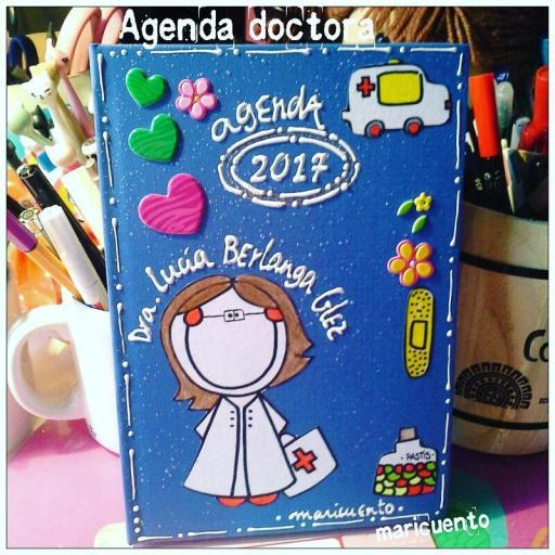Agenda Doctora. Talla L [2]