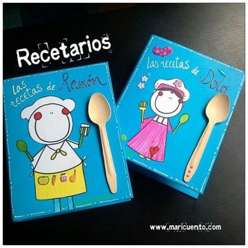 Recetario Cocina [0]