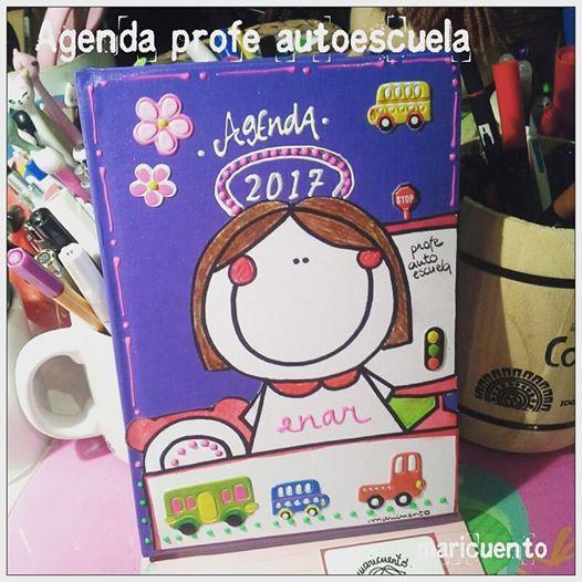 Agenda Autoescuela. Talla L