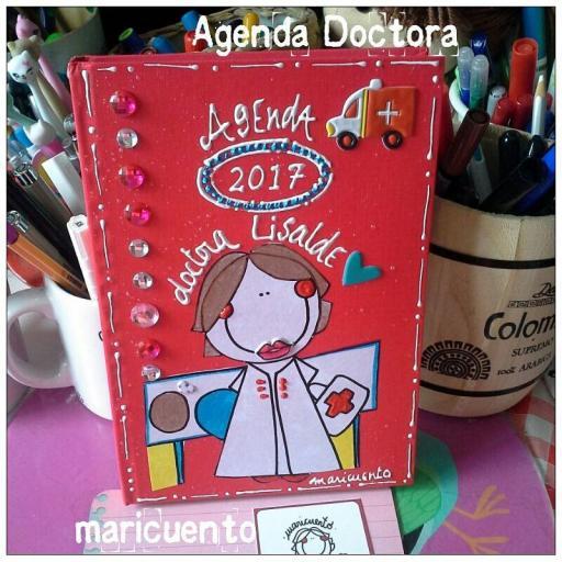 Agenda Doctora. Talla L [3]