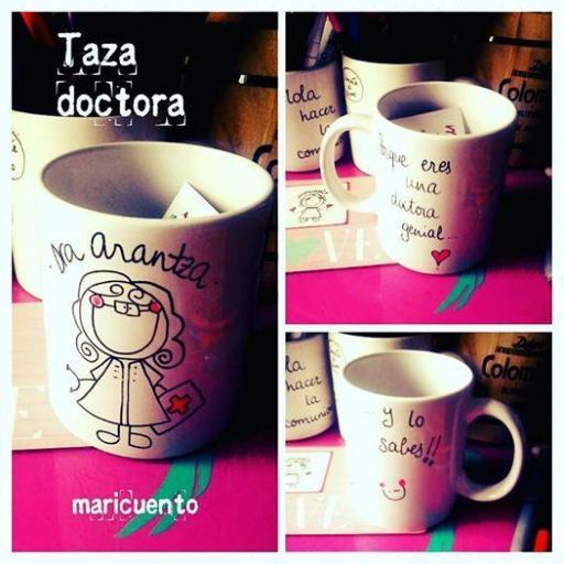 Taza Doctora