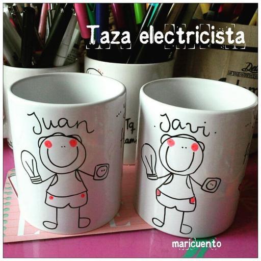 Taza Electricista [1]
