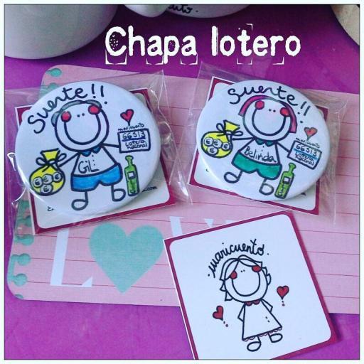 Chapa Lotero