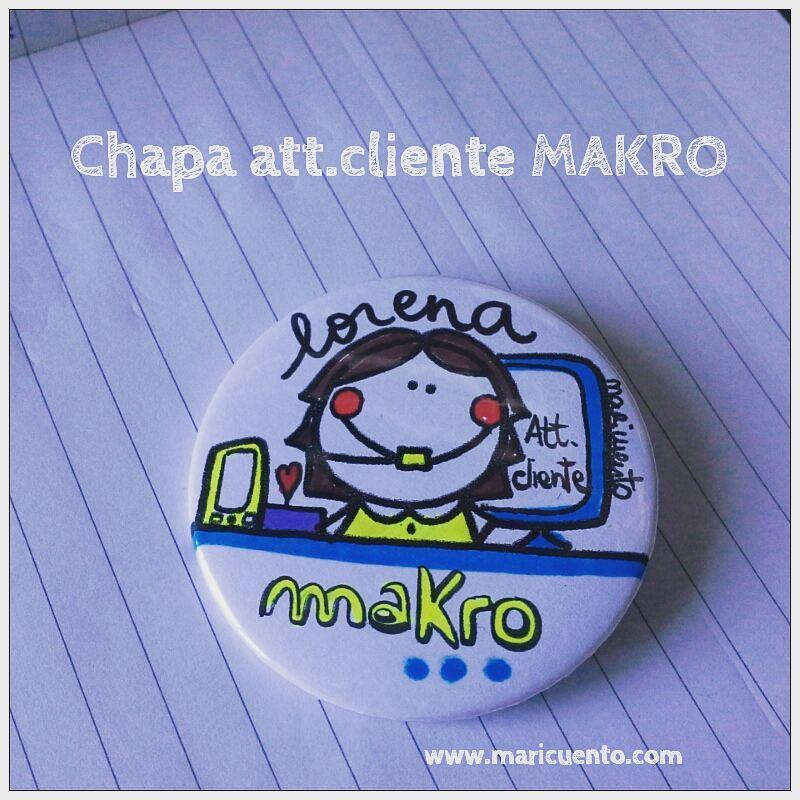 Chapa MAKRO