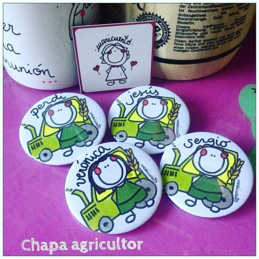 Chapa agricultor