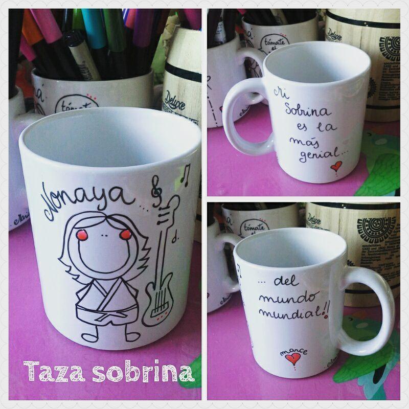 Taza Sobrina