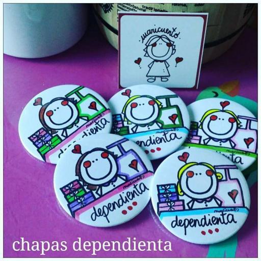 Chapa Dependienta [3]