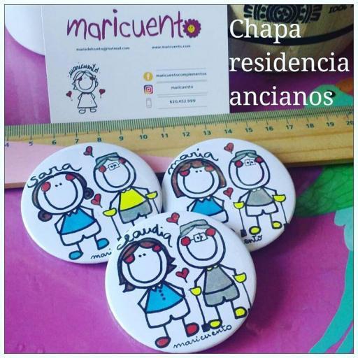 Chapa Residencia ancianos [0]