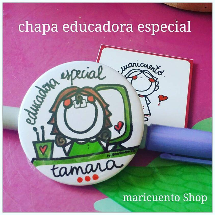 Chapa Educadora especial