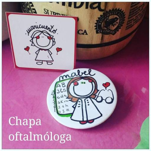 Chapa Oftalmóloga