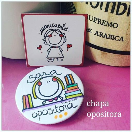 Chapa opositora [0]