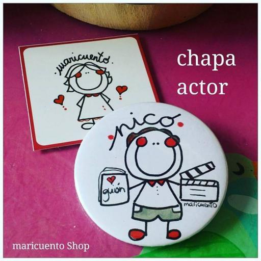 Chapa Actor