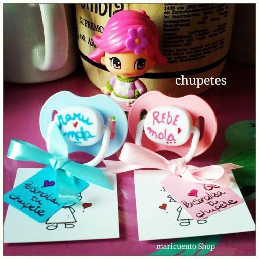 Chupetes  [1]