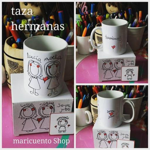 Taza Hermanas [1]