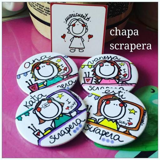 Chapa Scrapera