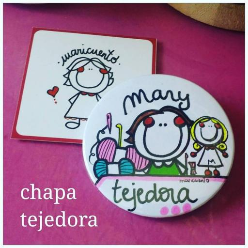 Chapa Tejedora [0]