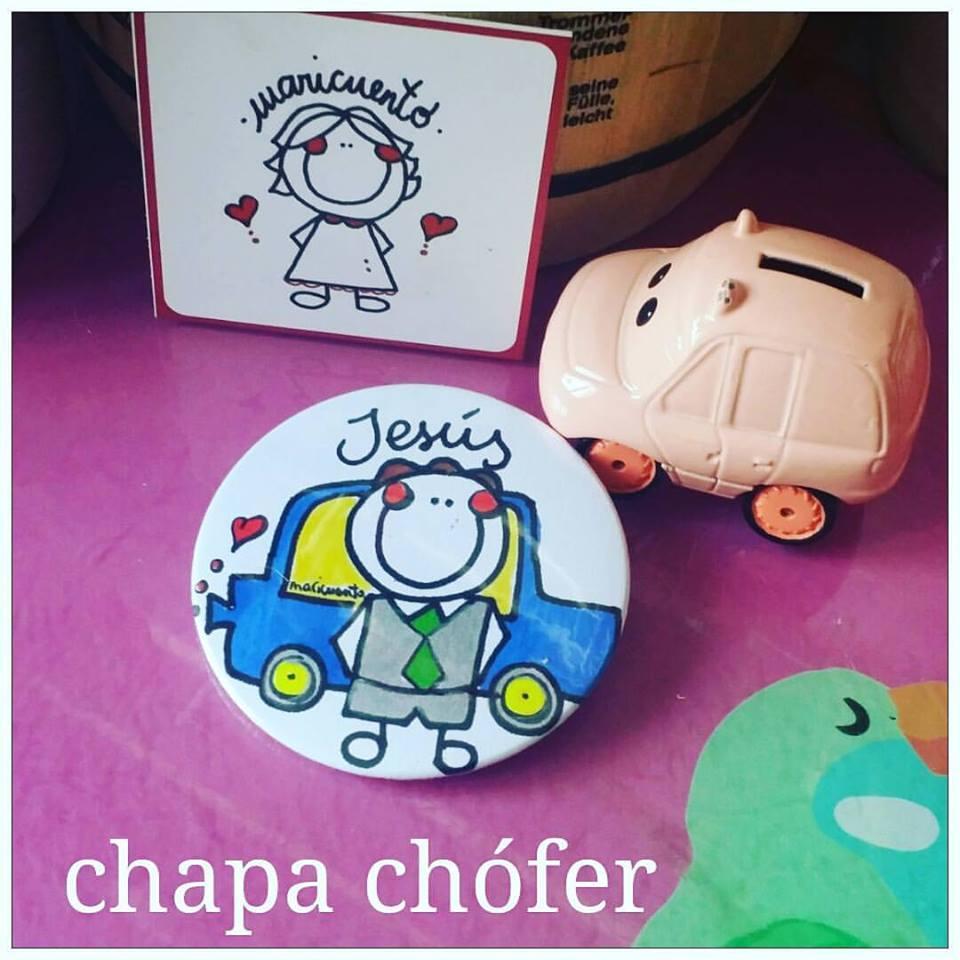 Chapa Chófer