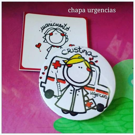Chapas Urgencias [0]