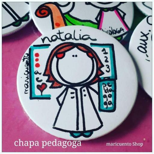 Chapa pedagoga
