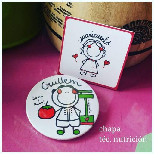 Chapa Dietista/Nutricionista [3]