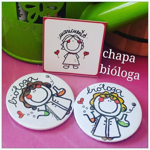 Chapa bióloga