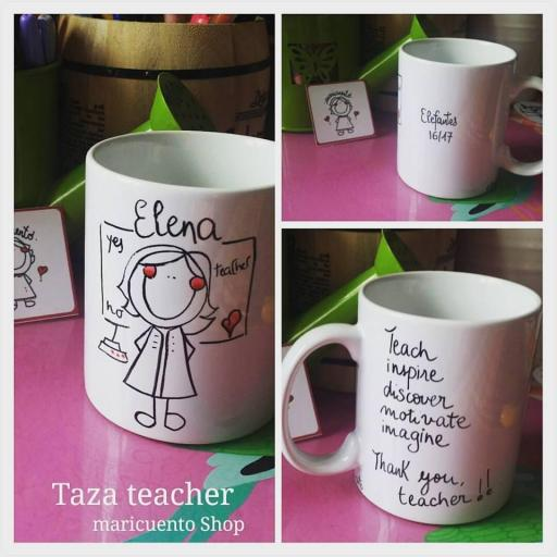 Taza teacher