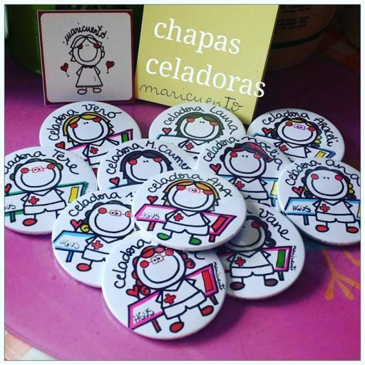 Chapa Celadora