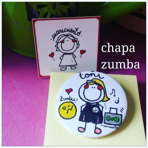 Chapa zumba