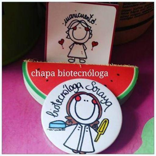 Chapa biotecnóloga