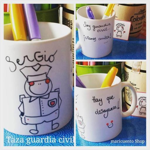 Taza Guardia Civil [0]